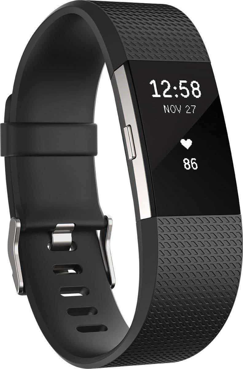 fitbit charge 2 fitness armband mit 3 achsen. Black Bedroom Furniture Sets. Home Design Ideas
