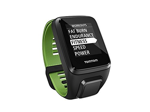 TomTom Runner 3 Cardio + Musik GPS