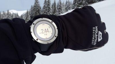 sportuhr Suunto Traverse GPS