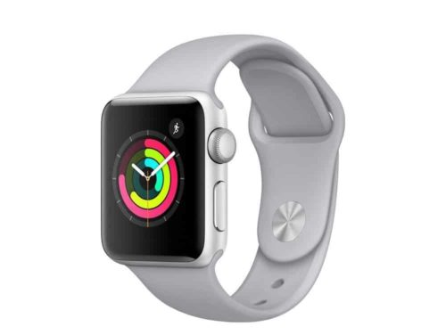 Apple Watch 3 GPS Test