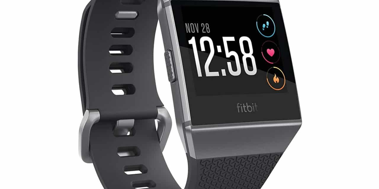 Fitbit Ionic Health & Fitness GPS