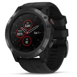 Garmin Fenix 5x Plus Test
