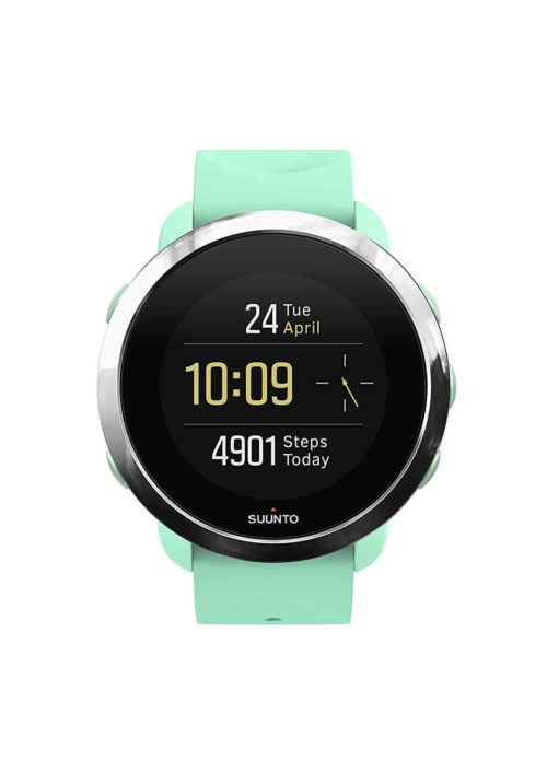 Suunto 3 Fitness Test