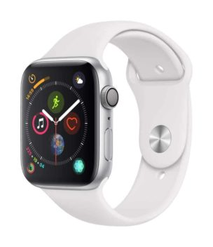 Apple Watch 4 weiß